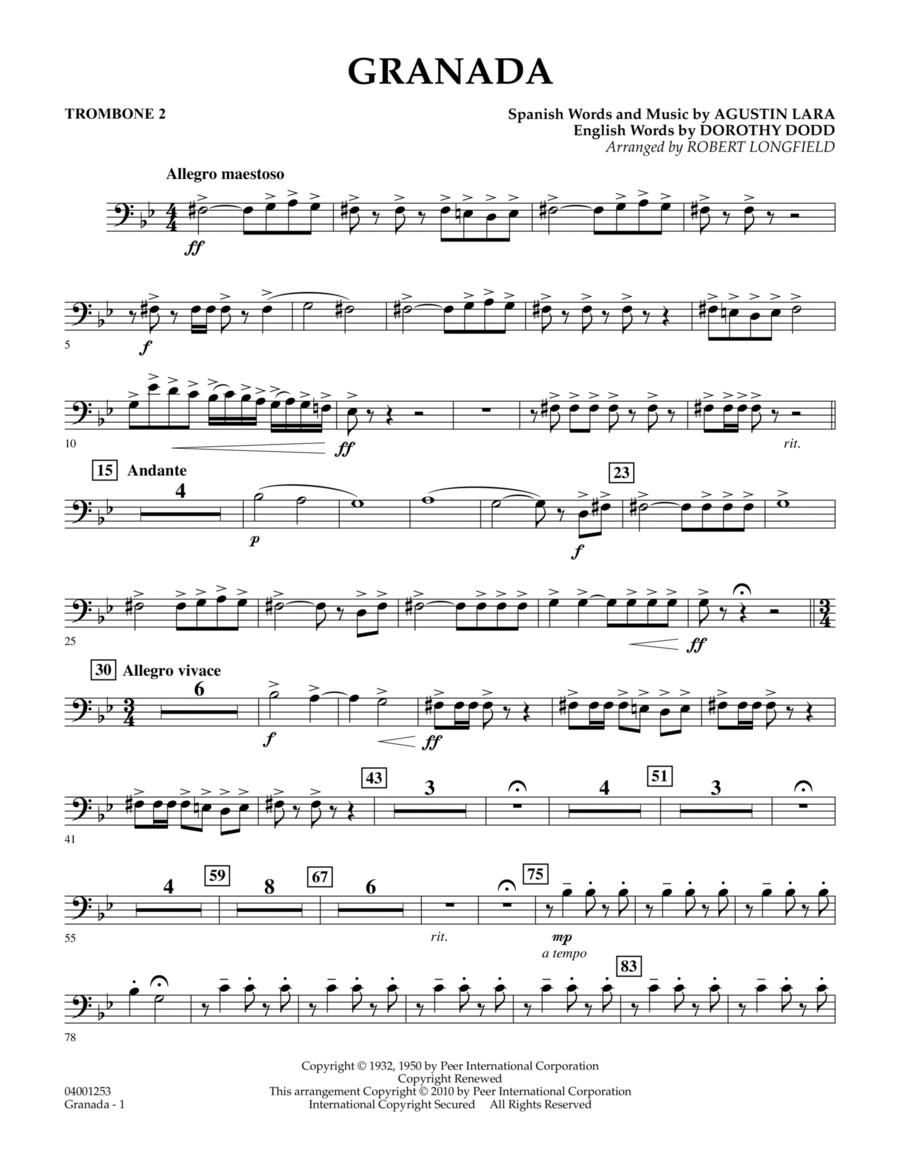 Granada - Trombone 2