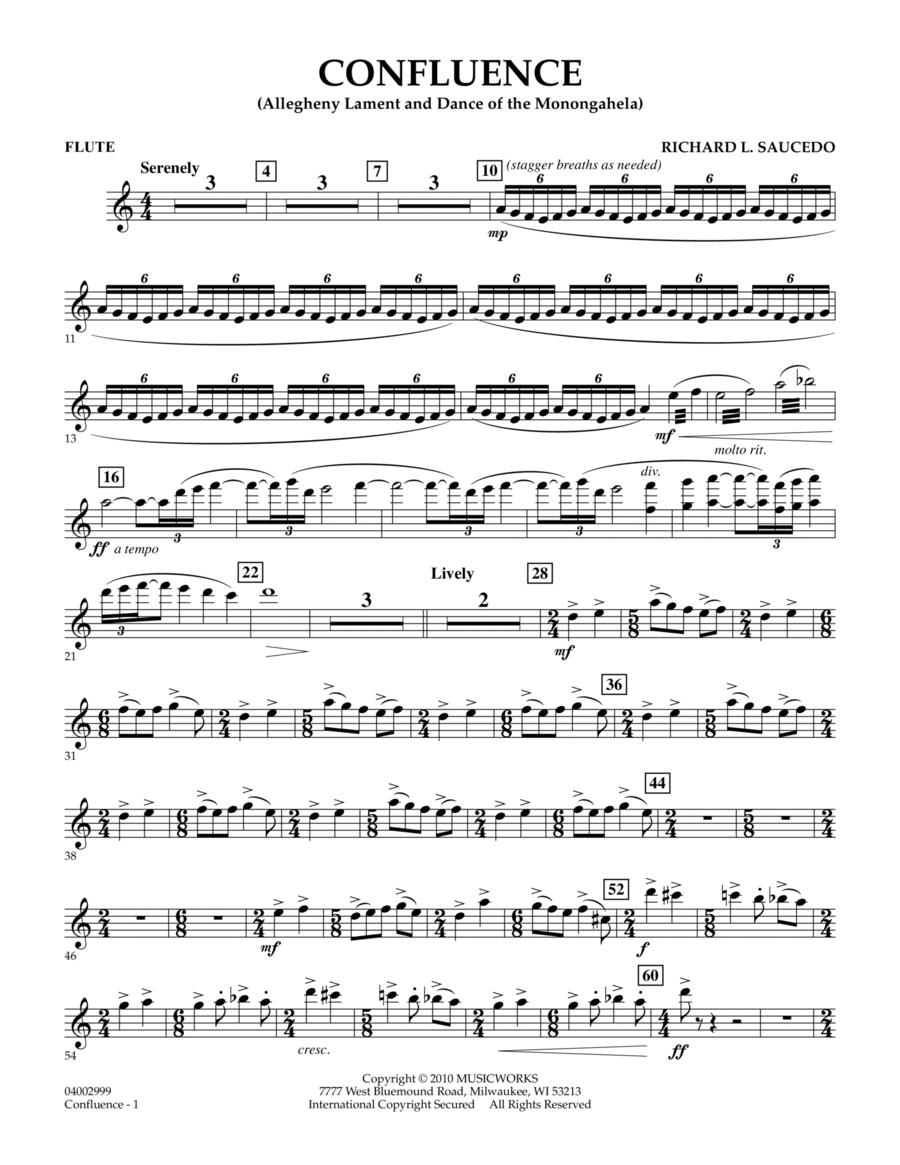Confluence - Flute