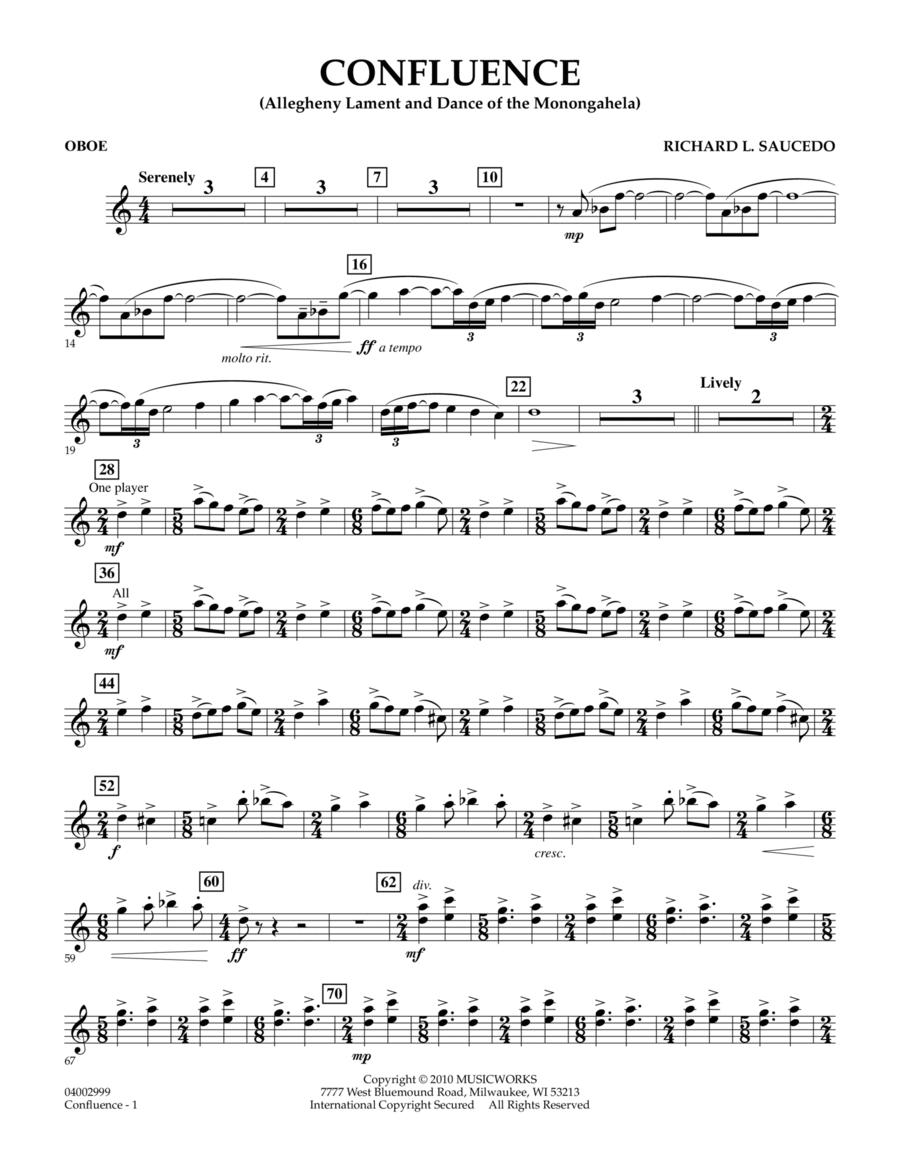 Confluence - Oboe