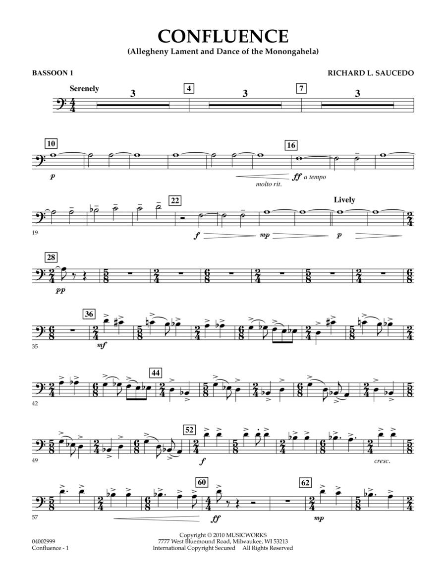 Confluence - Bassoon 1