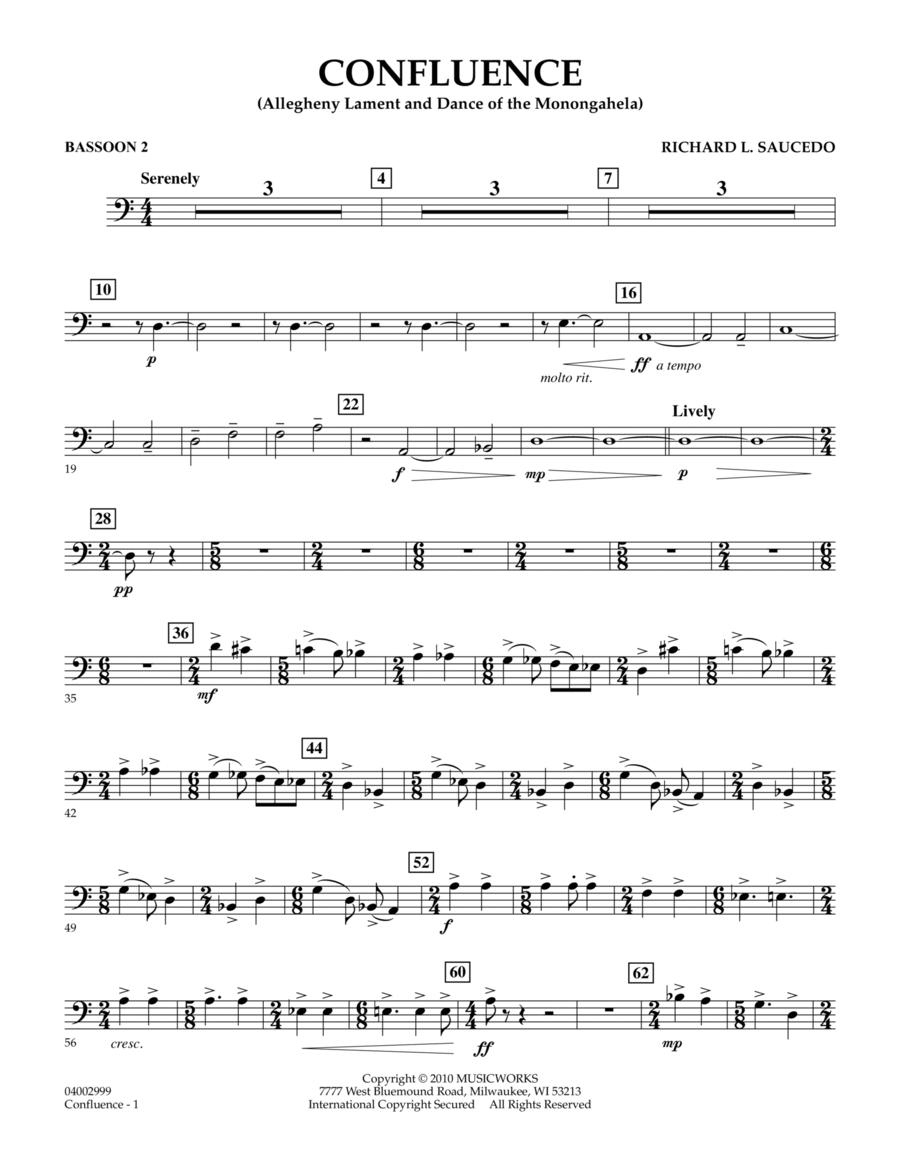 Confluence - Bassoon 2