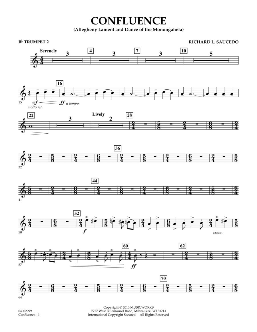 Confluence - Bb Trumpet 2