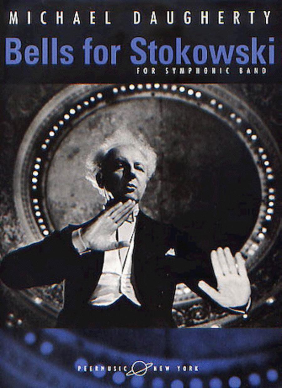 Bells For Stokowski Sheet Music By Michael Daugherty
