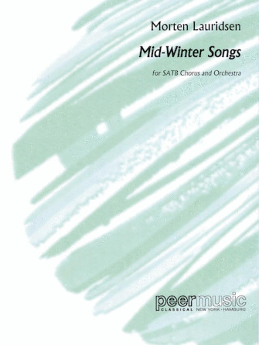 Mid-Winter Songs