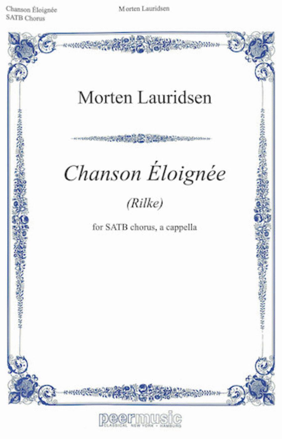 Chanson Eloignee
