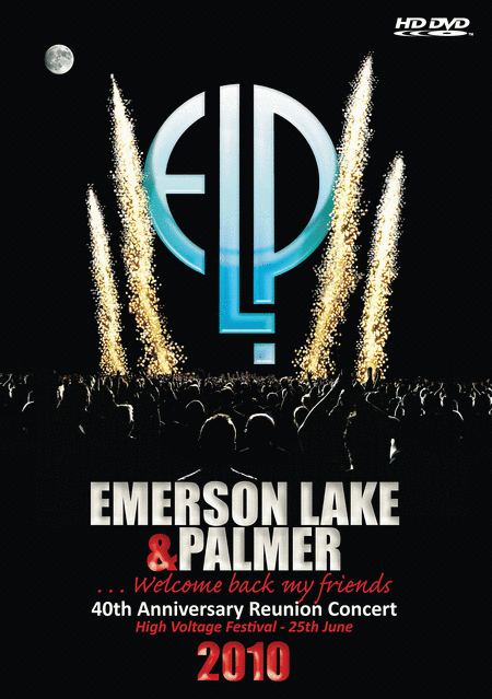 Emerson, Lake & Palmer - ...Welcome Back, My Friends