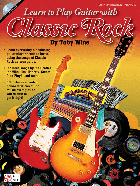 Learn to Play Guitar with Classic Rock