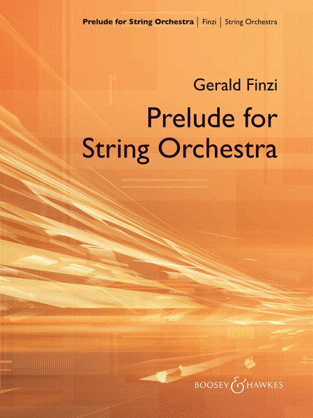 Prelude for String Orchestra
