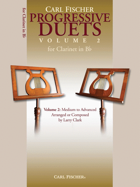 Progressive Duets, Volume 2 - Clarinet