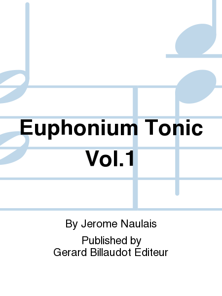 Euphonium Tonic Vol.1
