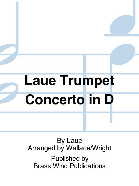 Laue Trumpet Concerto in D