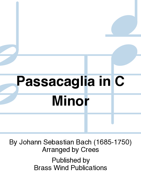 Passacaglia in C Minor