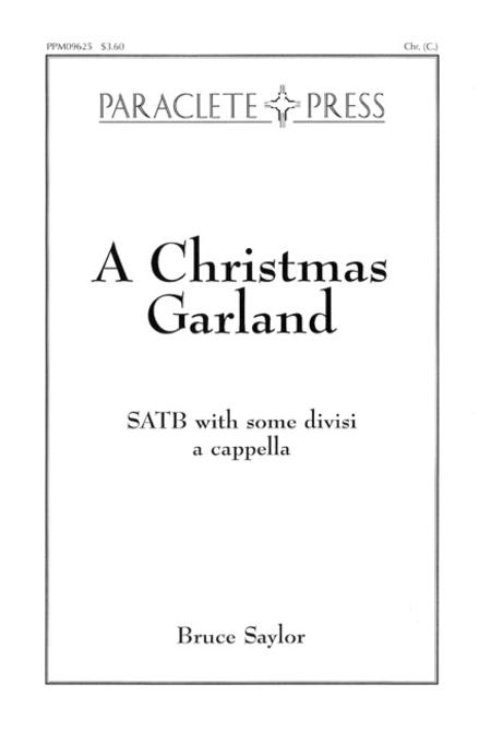 A Christmas Garland--SATB