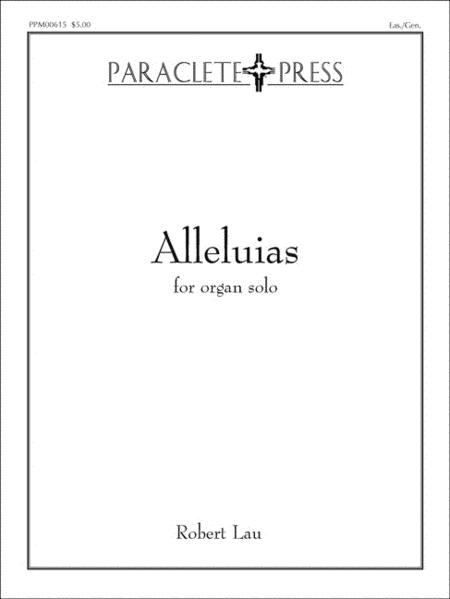 Alleluias - Organ