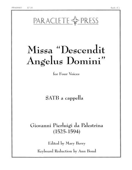 Missa Descendit Angelus Domini