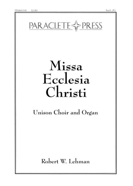 Missa Ecclesia Christi