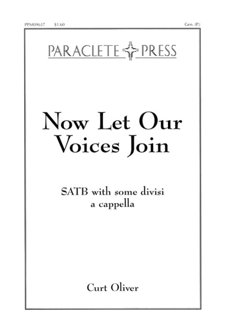 Now Let Our Voices Join
