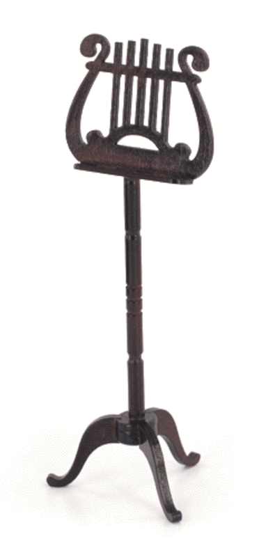 miniature music stand
