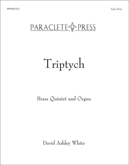 Triptych - Brass Parts