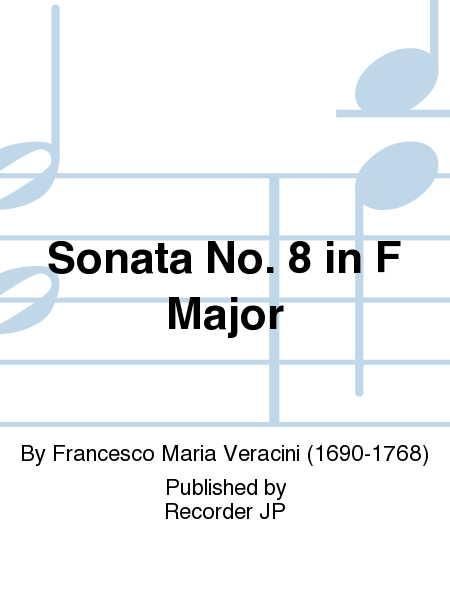 Sonata No. 8 in F Major