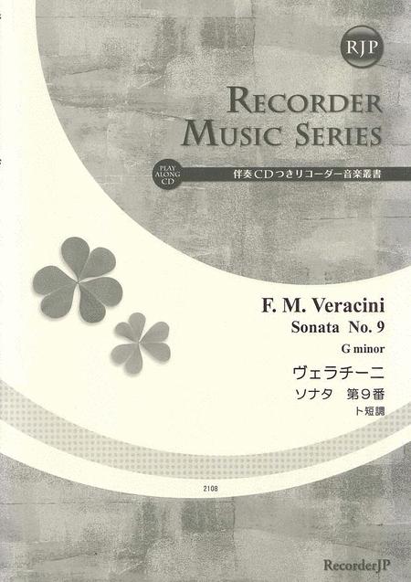 Sonata No. 9 in G minor