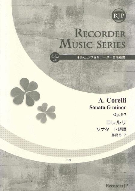 Sonata in G minor, Op. 5-7
