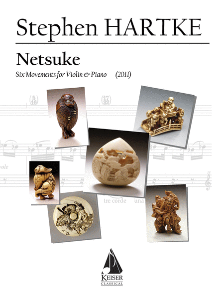 Netsuke: Six Movements for Violin and Piano