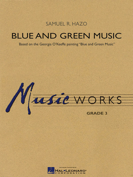 Blue and Green Music