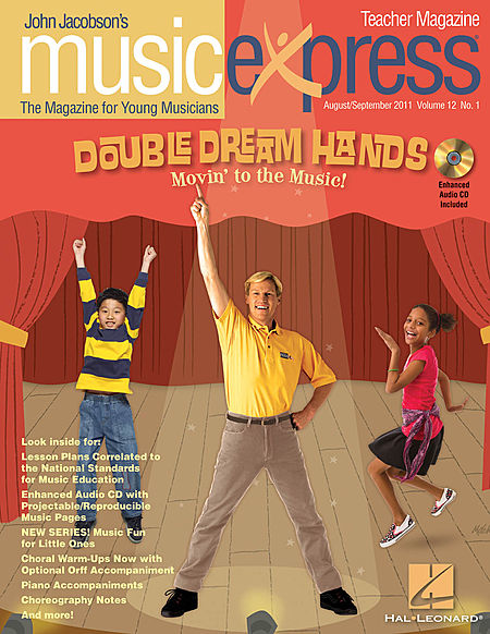 Double Dream Hands: Movin' to the Music Vol. 12 No. 1