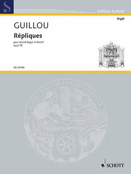 Repliques, Op. 75