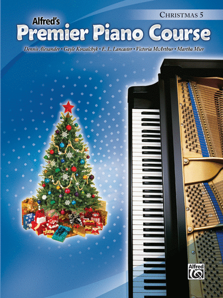 Premier Piano Course Christmas, Book 5
