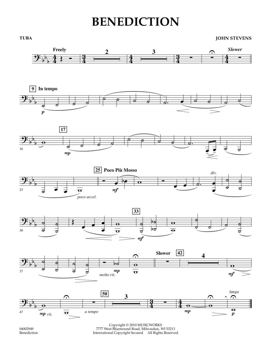 Benediction - Tuba