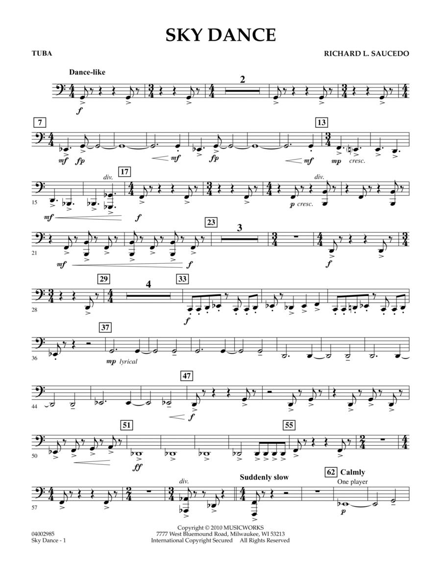 Sky Dance - Tuba