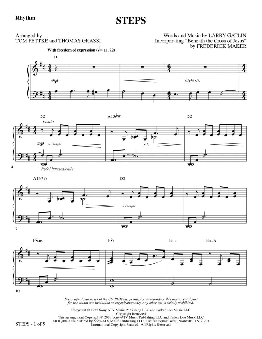 Steps - Rhythm