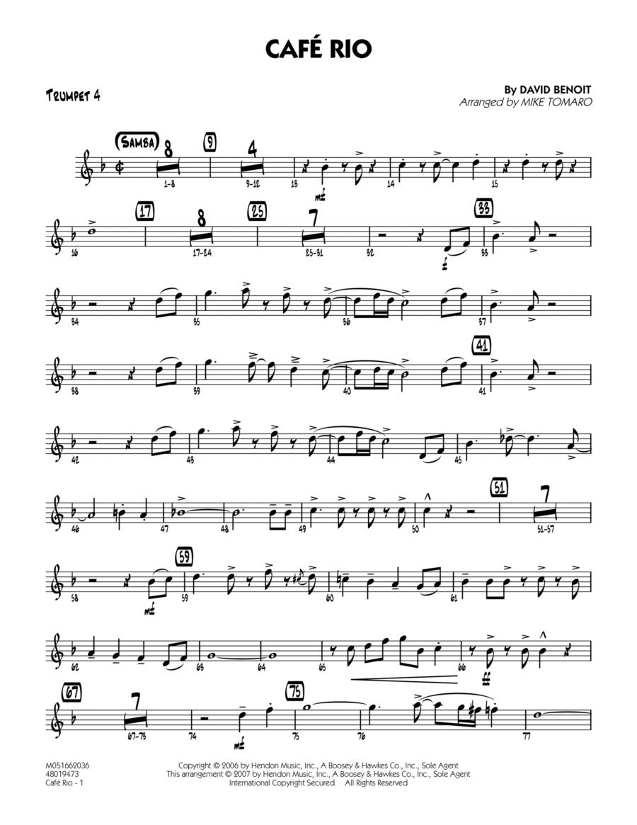 Cafe Rio - Trumpet 4