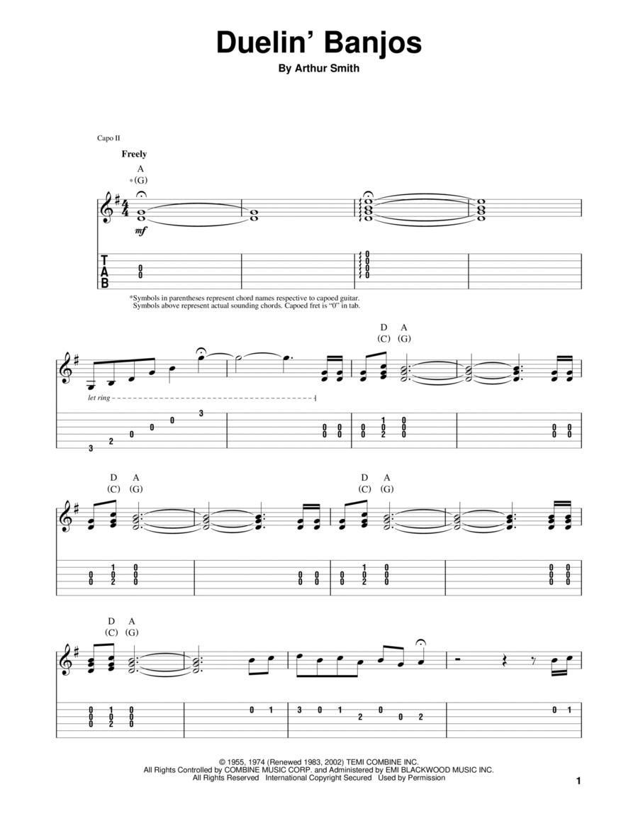 Duelin' Banjos