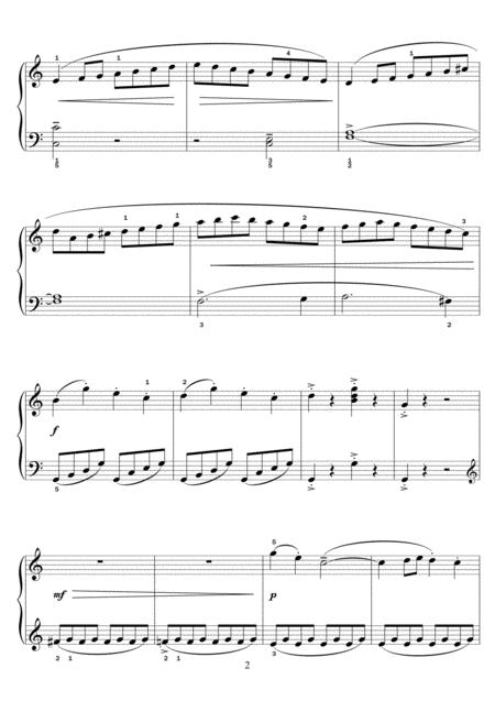 Allegro (from Piano Sonata In C K545)