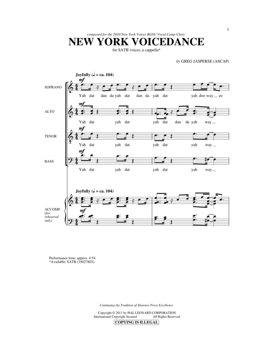 NY Voicedance