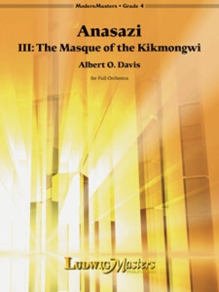 Anasazi: III. The Masque of the Kikmongwi