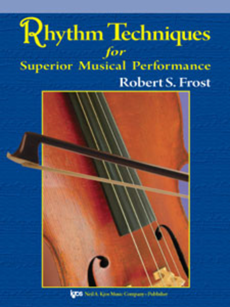 Rhythm Techniques for Superior Musical Peformance - Viola
