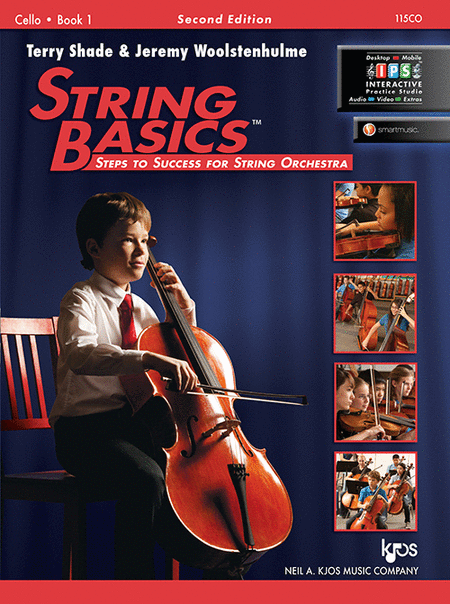 String Basics - Book 1 - Cello