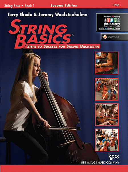 String Basics - Book 1 - String Bass