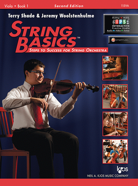 String Basics - Book 1 - Viola