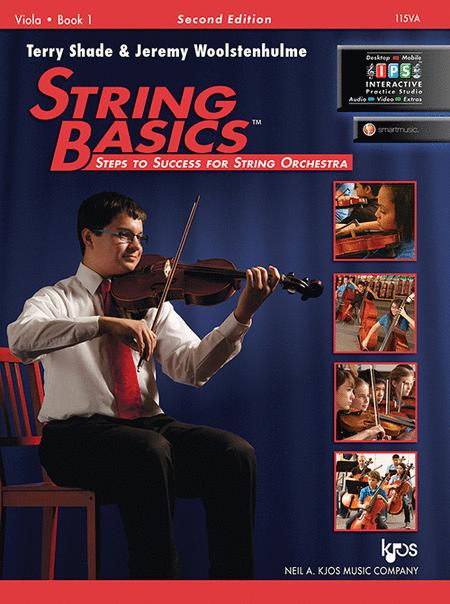 String Basics - Book 1 - Viola