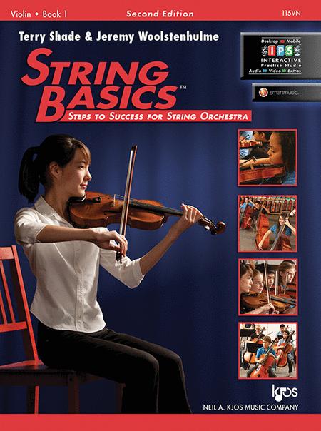 String Basics - Book 1 - Violin