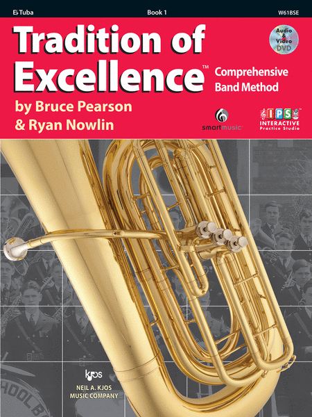 Tradition of Excellence Book 1 - Eb Tuba