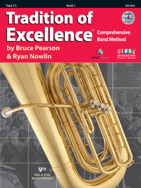 Tradition of Excellence Book 1 - Tuba T.C.