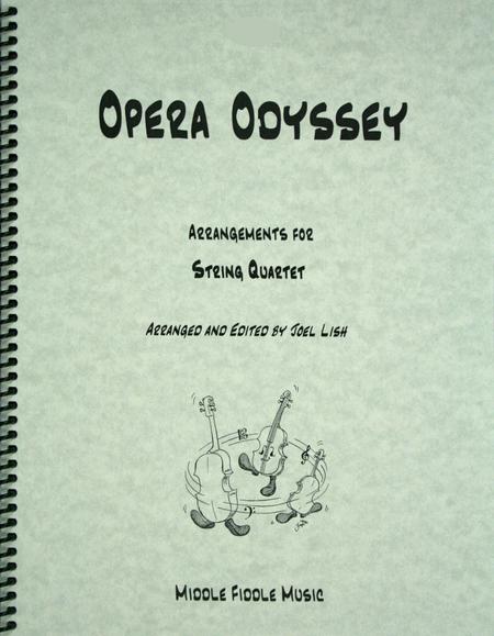 Opera Odyssey