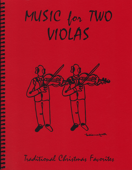 Music for Two Violas, Christmas