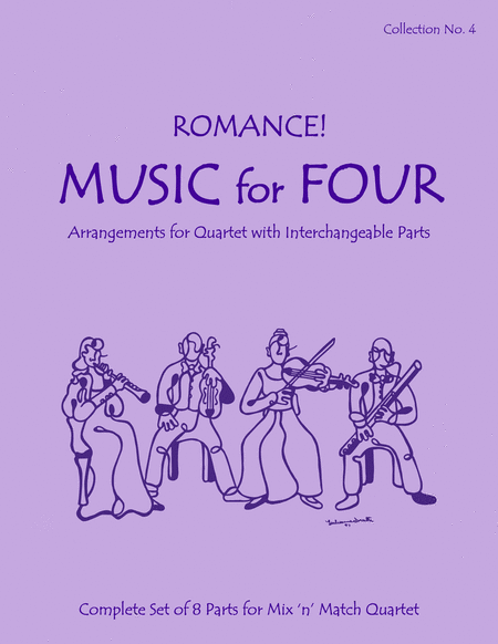 Music for Four, Collection No. 4 - Romance!